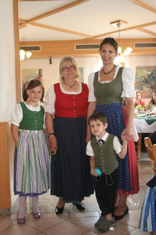 Bad Gamser Dirndl